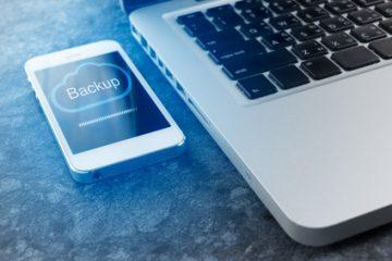 Smartphone und Tablet Datensicherung